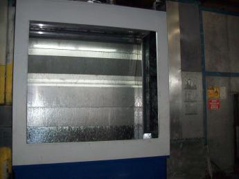 Wet-Painting-Cabinet-with-Water-Curtain, Humide-le-Cabinet-de-peinture-avec-rideau-d'eau, Cabinet-vopsea-cu-Cortina-de-apă, Мокрое-лакирование-Шкаф-с-водяной-завесой
