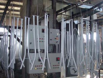 Elektrostatik-Toz-Boya-Firini, Electrostatic-Powder-Coating-Oven, Poudre-électrostatique-Revêtement-Four, Electrostatica-Vopsire-Cuptor, Порошковое-электростатическое-покрытие-духовки
